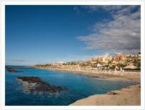 Costa Adeje, una famosa località nel sud di Tenerife