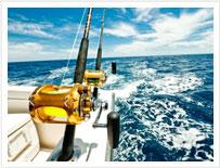 Pesca al largo una barca a Tenerife