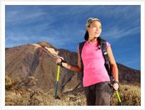 Camminare a Tenerife, escursioni con il Monte Teide come sfondo