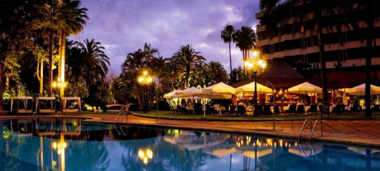 Luksusowy hotel Botanica, w Puerto de la Cruz, Teneryfa
