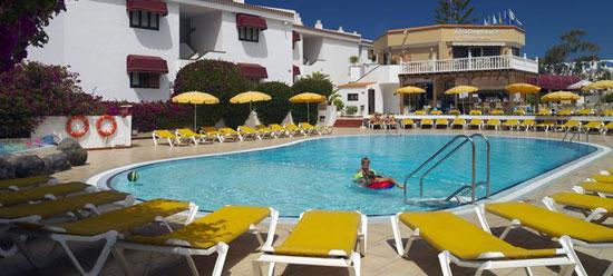 Hotel Neptuno w Costa Adeje