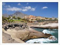 Costa Adeje Teneryfa, Playa de Las Americas, Los Cristianos, Puerto de La Cruz, Santa Cruz i wiele więcej miejsca Teneryfa i lokalizacji
