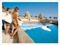Siam Park, jednym z wielu działań w Tenerife - z game fishing, Teneryfa nurkowania i wiele pól golfowych na Teneryfie