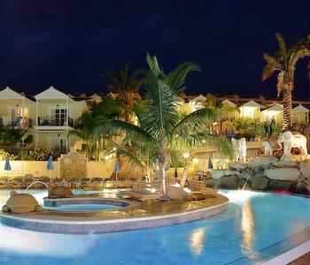 Oasis Golf Hotel w Costa Adeje