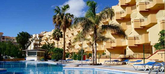 Hotel Playa Olid w Costa Adeje