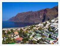 Los Gigantes è una località situata a ovest dell'isola di Tenerife