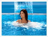 Idroterapia cascata e Spa a Tenerife