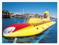 Il Safari Submarine Underwater a Tenerife