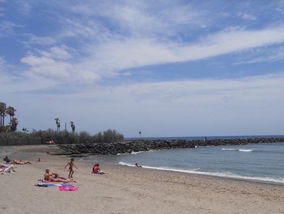 , Plaje în Tenerife