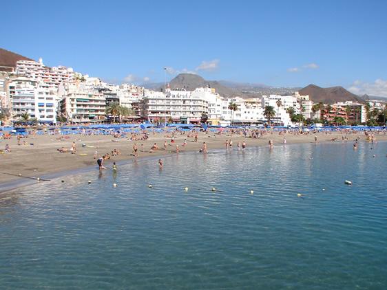 , Tenerife Beaches