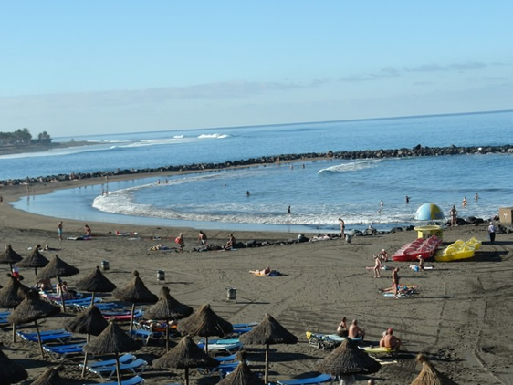, Плажовете на Тенерифе
