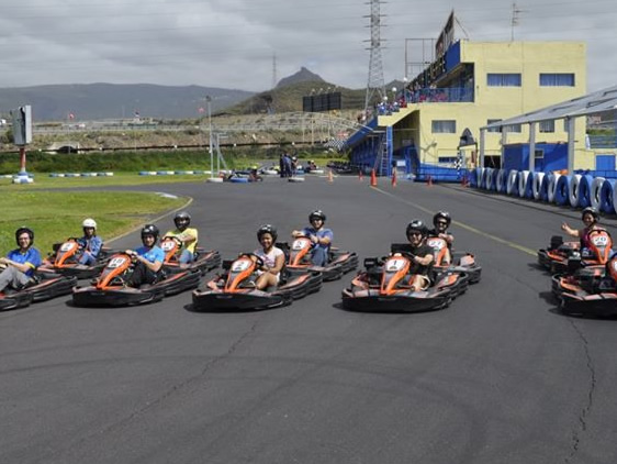 Karting, Tenerife Excursions