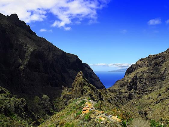 Tenerife felfedezése