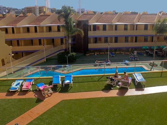 PlayaOlid Suites & Apartments, Tenerife Hotel Accommodation